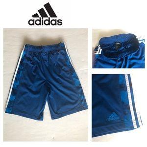 Boys ADIDAS Basketball Shorts (M)
